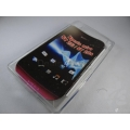 Transparent SLine Silicon gel jelly Case Cover Pouch for Xperia Miro ST23i St23a